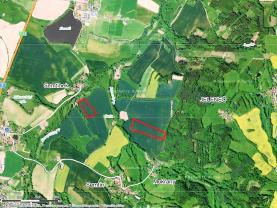Prodej, orná půda 27509 m2, Olbramovice