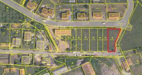 Prodej, stavební pozemek, 614 m2, Plasy, ul. Krátká