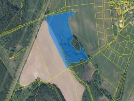 Prodej, pozemek, 30434 m2, Chotovice