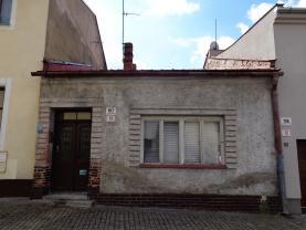 Prodej, rodinný dům, Karviná - Fryštát, ul. Zámecká