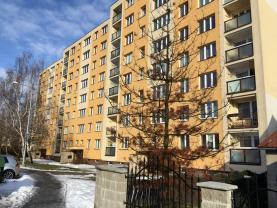 Pronájem, byt 3+1, Ostrava, ul. Horymírova