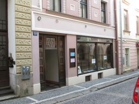 Pronájem, obchodní prostory, 76 m2, Trutnov, ul. Havlíčkova