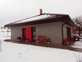 Prodej, rodinný dům, 4+kk,1587 m2, Veliny