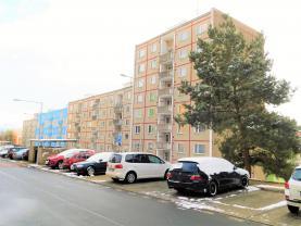 Prodej, byt 3+1, 76 m2, OV, Cheb, ul. Dvořákova
