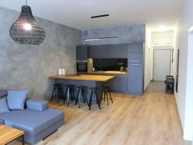 Pronájem, byt 2+kk, 61 m2, Čeladná