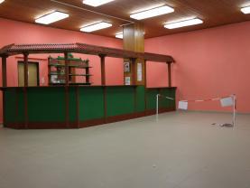 Pronájem, komerční prostor, 240 m2, Ústí nad Labem