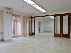 Kancelář (Pronájem, kanceláře, 233 m2, Praha, ul. Vinohradská), foto 3/22