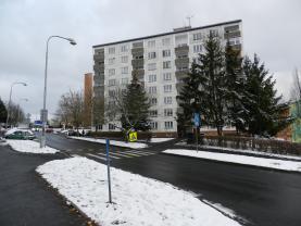 Prodej, byt 1+1, Sokolov, ul. Závodu míru