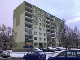 Pronájem, byt 3+1, 72 m2, Rokycany, ul. Čechova