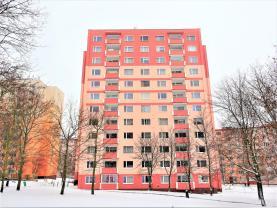 Prodej, byt 1+kk, 24 m2, Karlovy Vary, ul. Mládežnická