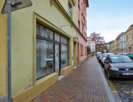 Pronájem, komerční prostor, 42 m2, Litoměřice, ul. Palachova