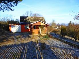 Prodej, chata, garáž, pozemek 2 850 m2, Kojetice