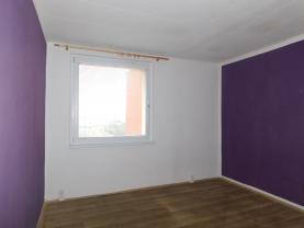 Obývací pokoj (Prodej, byt 3+1, Lovosice, ul. Krátká)