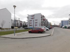 parkovací stání (Pronájem, venkovní parkovací stání, Poděbrady, ul. Čechova), foto 4/5