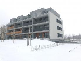 Pronájem, byt 2+kk, 43 m2, Plzeň, ul. Halštatská