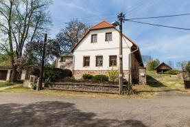 Prodej, rodinný dům, 4+kk, 327 m2, Rožmitál pod Třemšínem