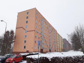 Prodej, byt 3+1, 63 m2, OV, Jirkov, ul. Generála Svobody
