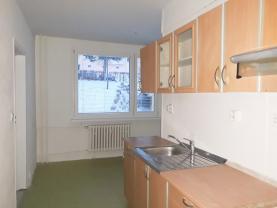 (Prodej, byt 3+1, 63 m2, OV, Jirkov, ul. Generála Svobody)