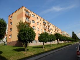 Prodej, byt 2+1, 55 m2, Vamberk