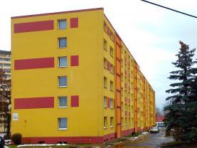 Prodej, byt 1+1, 35 m2, OV, Litvínov, ul. Mostecká