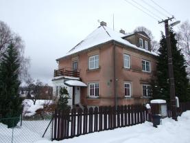 Prodej, rodinný dům, 416 m2, Krásná Lípa, ul. Lidická