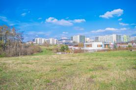 Prodej, stavební pozemek, 6461 m2, Praha, ul. Nad akáty