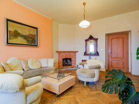 Pronájem, byt 4+1, 120 m2, Praha, ul. Perucká