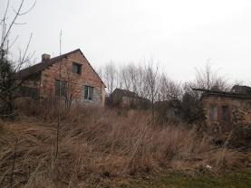 Prodej, stavební pozemek, rybník, Všechlapy u Libčevsi