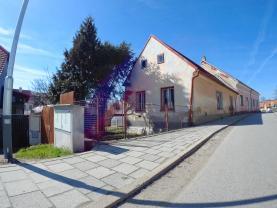 Prodej, rodinný dům 2+1, 60 m2, Slavonice
