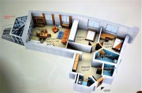 Prodej, byt 3+kk,127 m2, Praha 10 Dolní Měcholupy (Prodej, byt 3+kk,127 m2, Praha 10), foto 2/23