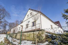 Prodej, rodinný dům 3+1, 14334 m2, Radiměř