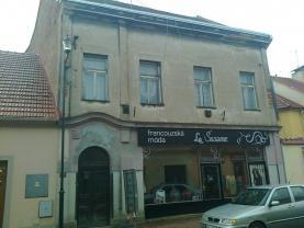Pronájem, byt 2+1, Český Brod, ul. Krále Jiřího