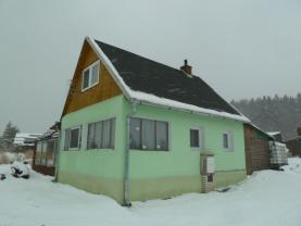 Prodej, chata 3+1, 99m2, Velenov