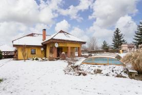 Prodej, rodinný dům 6+kk, 146 m2, Tichá