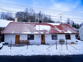 Prodej, rodinný dům, 672 m2, Čestín