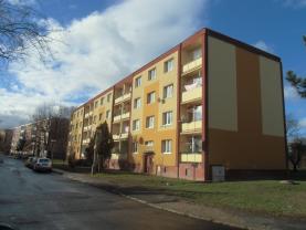 Pronájem, byt 2+1, 53 m2, OV, Bílina, ul. Antonína Sovy