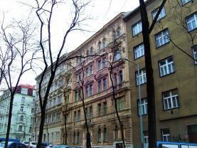 Pronájem, byt 2+kk, 55 m2, Praha 2 - Vinohrady