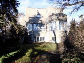 Pronájem, vila, 550m2, Praha 10 - Vršovice