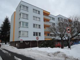 Pronájem, byt 3+1, Jablonec nad Nisou, ul. Hřbitovní