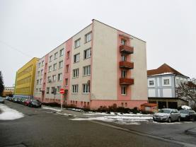 Prodej, byt 2+kk, Jindřichův Hradec, ul. Pravdova