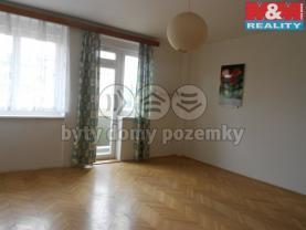 Pronájem, byt 2+1, OV, 62m2, Praha 10 - Vršovice