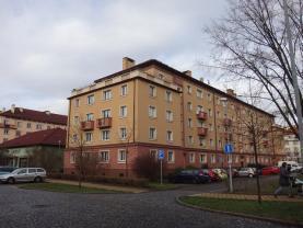 Prodej, byt 1+kk, 62 m2, Pardubice - Zelené Předměstí