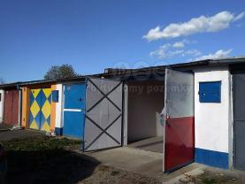Prodej, garáž, 20 m2, Česá Lípa - Slovanka