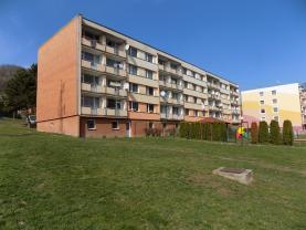Prodej, byt 2+1, 55 m2, Povrly, ul. Sídliště II
