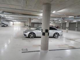 Pronájem, garážové stání, Ostrava, ul. Nám. Biskupa Bruna