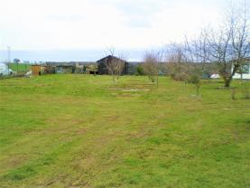 Prodej, pozemek, 950 m2, Rostoklaty