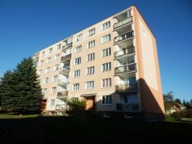 Pronájem, byt 1+1, 39 m2, Františkovy Lázně, ul. Májová