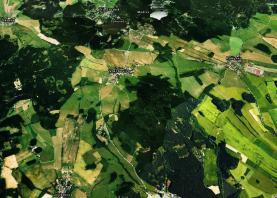 Prodej, pozemek, 480 m2, Vlachovice u Rokytna
