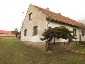 Prodej, rodinný dům 3+1, 1142 m2, Hobšovice - Skůry