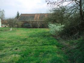 Prodej, stavební pozemek, 884 m2, Šanov u Rakovníka